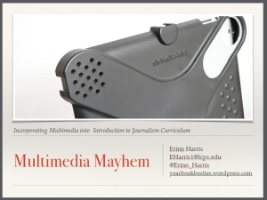 multimedia mayhem