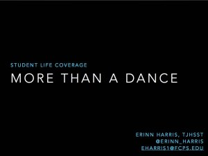 more than a dance